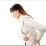 その腰痛の原因、もしかして婦人科系が原因かも?