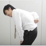 腰痛は体重の増加が原因?ぎっくり腰になって気付いた予防の大切さ