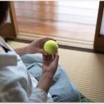 腰痛対策にはテニスボールを使ったマッサージが効果あり?土踏まずやお尻のコリ、背中のコリを回復させて腰痛を軽減させよう