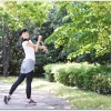 体重を減少させることにより腰痛が改善?体が軽くなったところで出来る範囲でウォーキングやストレッチで筋肉を付けて腰痛が良くなりました。