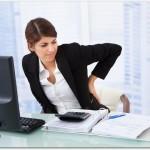 腰痛体操はオフィスでもできる?寝そべらず立たずにできる体操がある?