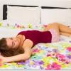 腰痛時の寝方は痛い方を上にすると良い?朝起きた時に痛みがなくなりました