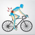 腰痛に良い自転車に乗る時の姿勢は?サドルの位置を低めにして背筋を伸ばす?