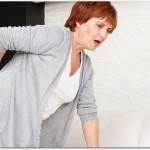腰痛を抱える女性の50代の原因は?更年期障害の症状が関係している?