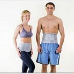 おしゃれな腰痛ベルトはある?カラーが豊富なものやレースのものがある?