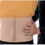 腰痛ベルトの仕組みは?正しい姿勢を保つことと着用の安心感を得ること?