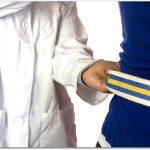 腰痛ベルトでダイソーのものは意外に使える?伸縮性がある生地で薄型です