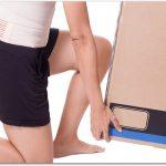 100均の腰痛ベルトの利点は?薄手なのに固定力があり手軽に複数持てる!