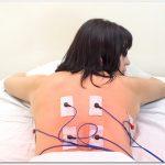 ぎっくり腰になり電気治療に通っていました。サポーターも楽になる?